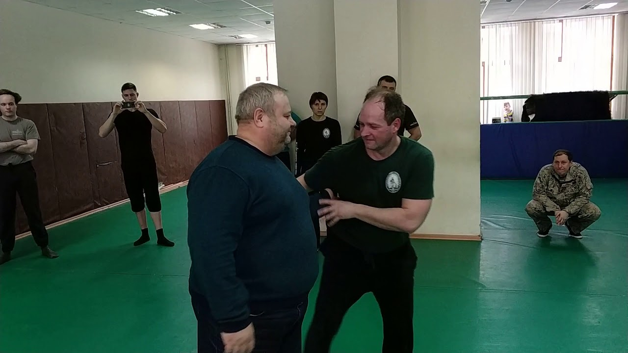 Systema Moscow HQ. Morning traning 2018 02 03