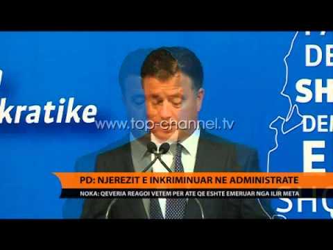 PD: Rama hesht për çdo rast inkriminimi - Top Channel Albania - News - Lajme