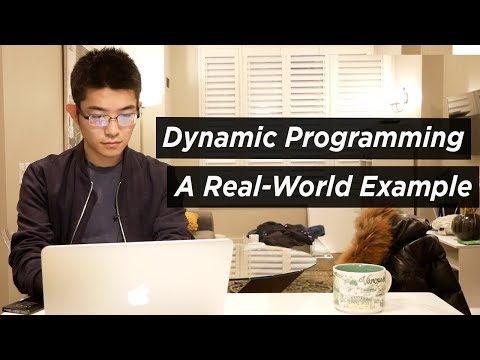 Using Dynamic Programming To Solve A Real-World Problem! | Build A Startup #5