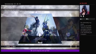 Dissidia Final Fantasy NT last one for a while lets chat