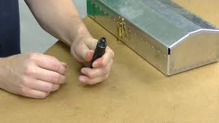 Rivet Removal Tool H๐w To Demo @ Cleaveland Aircraft Tool