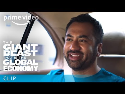 Money Laundering in a Cyprus Taxi | This Giant Beast | Prime Video