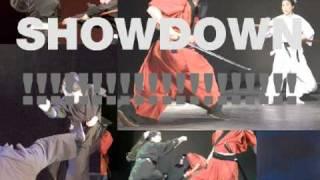 Kunishiro Hayashi Samurai Ninja Showdown!!!!