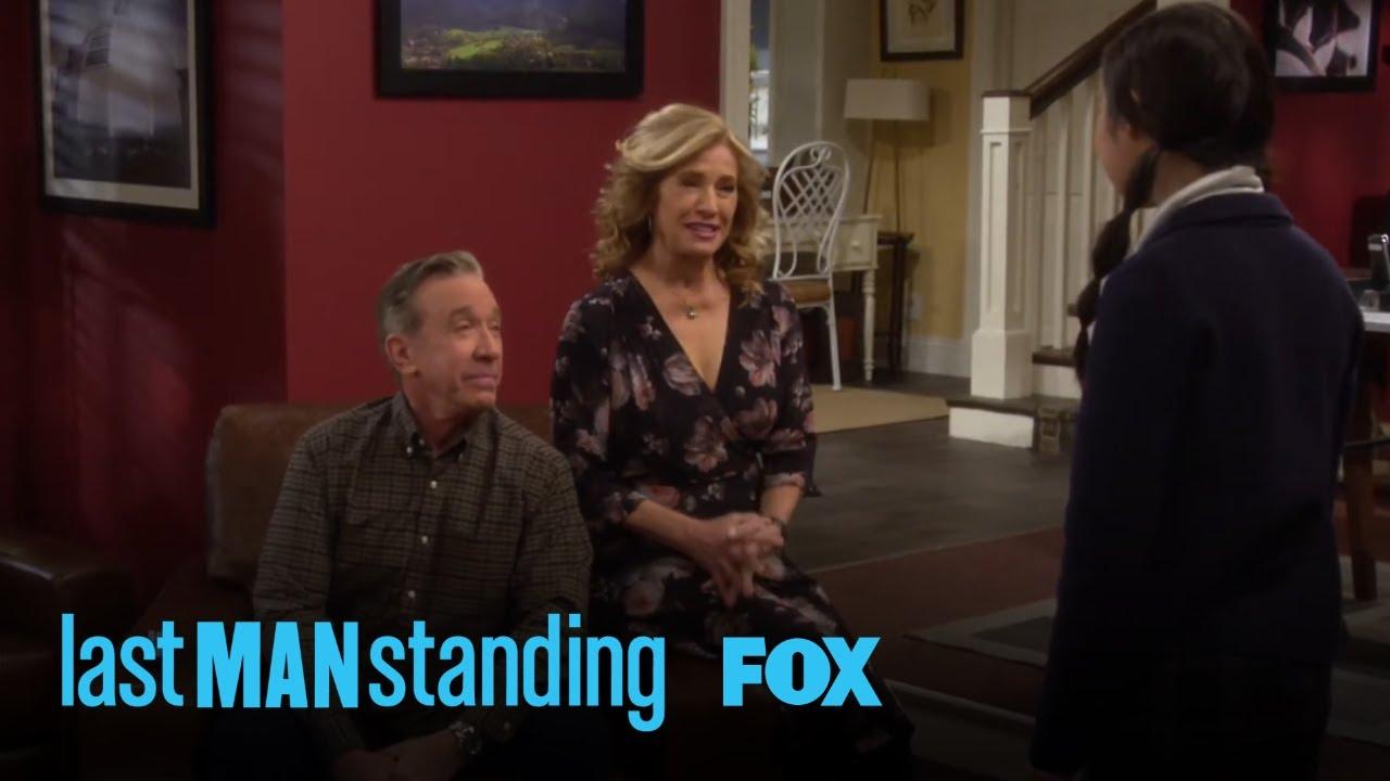 Download Mike & Vanessa Invite Jen's Dad To Graduation   Season 8 Ep. 17   LAST MAN STANDING