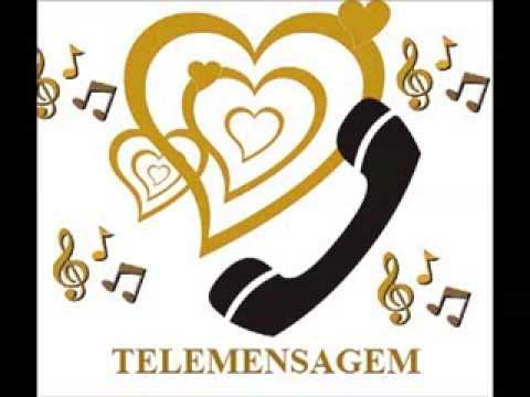 Telemensagem Boa Sorte Cod 738 029 Youtube