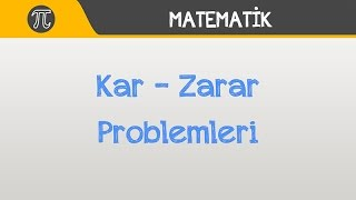 Kar - Zarar Problemleri | Matematik | Hocalara Geldik