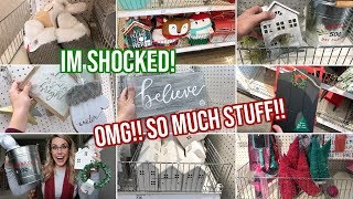 TARGET DOLLAR SPOT CHRISTMAS 2018 | SHOP WITH ME & HAUL | OMG!! SO MUCH GOOD STUFF FOR CHEAP!!