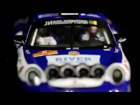 SCALEXTRIC – Porsche 911 GT3 Rally « Champion »