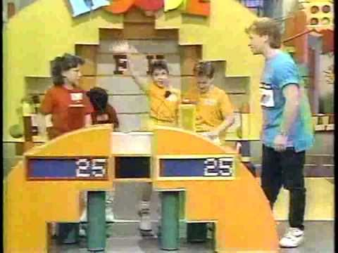Fun House USA game show full episode May 11, 1989 part 1