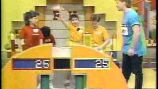 Fun House (USA)- game show full episode- May 11, 1989- part 1