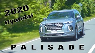 2020 Hyundai Palisade Test Drive & Review