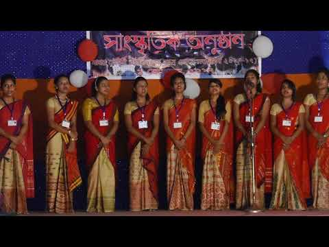 This is Most powerful song Bharat Mata Mohan (M.C, Collage 78th freshers 2k17)