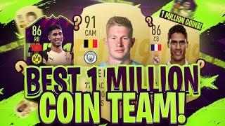 BEST 1 MILLION COIN TEAM!