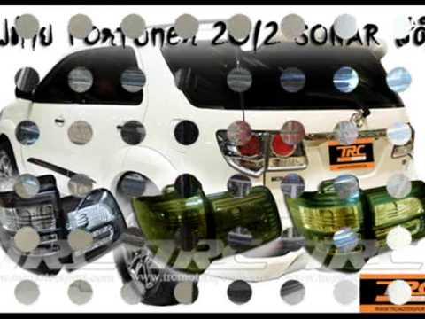 Toyota fortuner 2012 สวยมว๊ากกกๆๆ