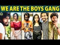We are the Boys Gang - Sema Transformation | Kavin,Losliya,Sandy,Mugen,Tharshan | VijayTv,Bigg Boss