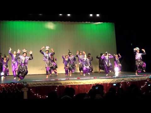 Monta Vista High School Spotlite  - Bhangra
