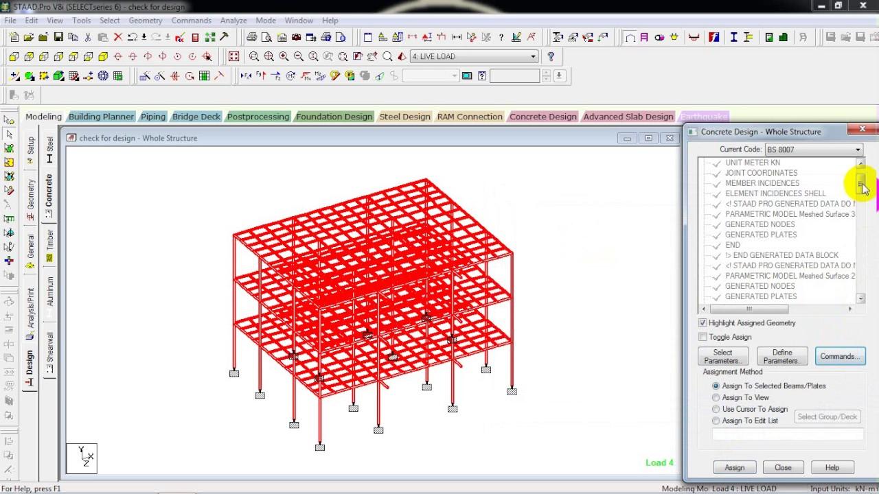 Slab Design Software