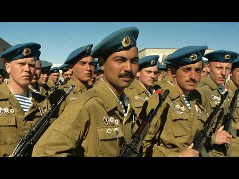 Армия СССР. Из чего состояли Вооружённые Силы Советского Союза