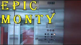 EPIC Montgomery Scenic Traction Elevators - Cobb/Waddell Parking Deck - Marietta, GA