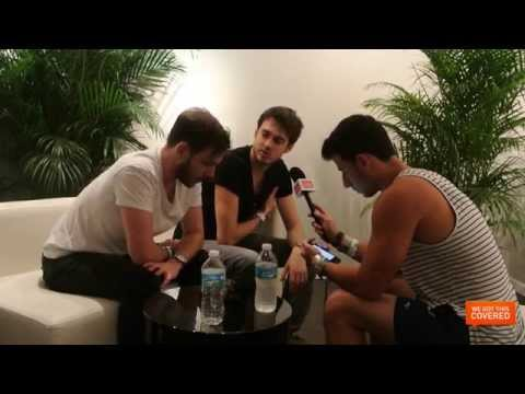 Exclusive Interview With Vicetone [HD]
