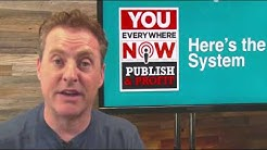 How to Become a Bestselling Author in 3 Days - Publish and Profit Live Event