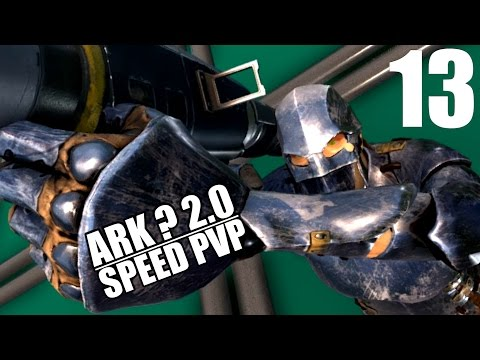 ARK ? 2.0 #13 ARTEFACT OF THE GLADIATOR    Ark Survival Evolved German   Ark Deutsch