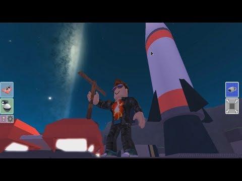 ROBLOX: MINERANDO EM OUTRO PLANETA DO ESPAÇO!! (Space Mining Tycoon)