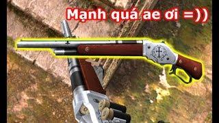 m1887 mithril review shotgun mới siu mạnh truy kch vn