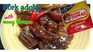 Pork Adobo with Mang Thomas Sarsa