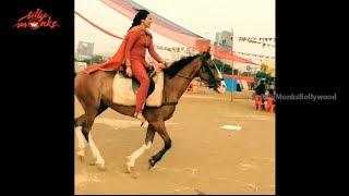 Video Rajnikanth's Heroine Sonakshi Rides A Horse For Tevar Movie download MP3, 3GP, MP4, WEBM, AVI, FLV Agustus 2018