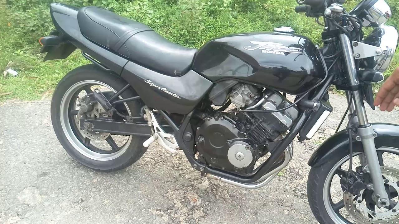 Honda Jade 250 - YouTube
