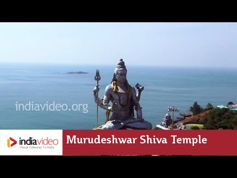 Murudeshwar Temple - Where Spirituality Blends With Beauty