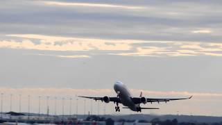 qf82 last takeoff from adelaide qantas a330 300 vh qpc