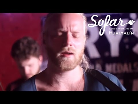 Hjaltalín - Across The Ocean | Sofar Brighton (The Great Escape Festival)