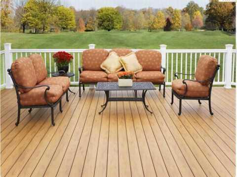 Indoor Outdoor Floor Materials Options