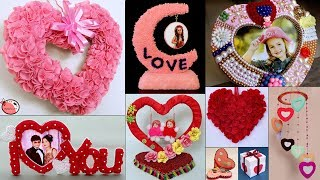 10 Best Decor Idea !!! DIY ROOM DECOR !!! Heart Ideas