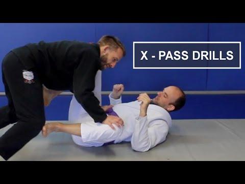 X-Pass Drills