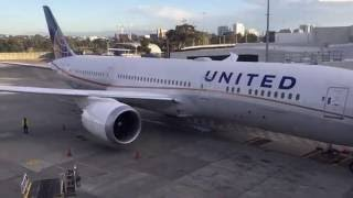 Sydney (SYD) to San Francisco (SFO), United BusinessFirst, 787-9, UA870