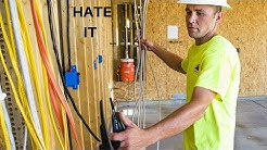 12 Reasons Why I HATE Being An Electrician