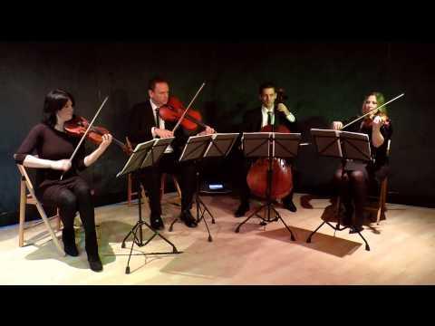Spring from The Four Seasons (1st movement, Allegro) by Vivaldi - Capital String Quartet