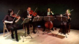 Spring from The Four Seasons (1st movement, Allegro) by Vivaldi - Capital String Quartet