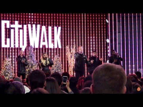(FULL CONCERT) Pentatonix Live Holiday Concert @ Citywalk 2016