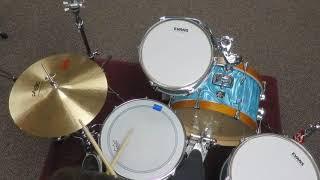 """Paiste Formula 602 Classic Sounds Sound Edge 15"""" Hi Hat Set @explorerspercussion"""