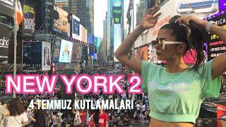 NEW YORK'ta 1GÜN 2
