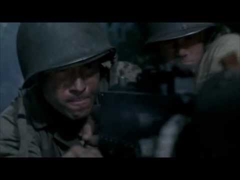 "04: The Pacific: Guadalcanal - ""They're coming right at us"" (720p HD)"