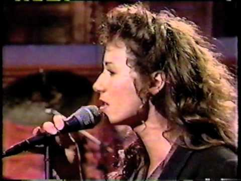 Amy Grant 'Big Yellow Taxi' on David L 1996
