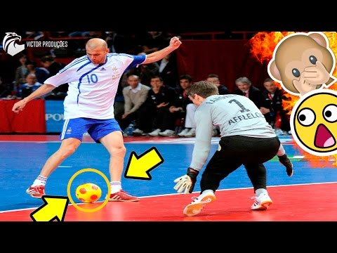 Futsal Magic Skills ● Goals  ● Tricks - HD