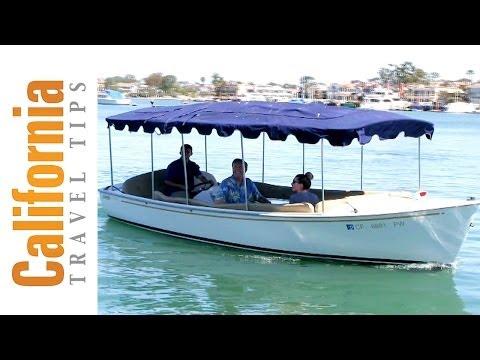 Balboa Boat Rentals - Newport Beach Boat Rentals