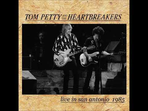 Tom Petty And The Heartbreakers Hemisfair Arena San Antonio, Texas July 6, 1985
