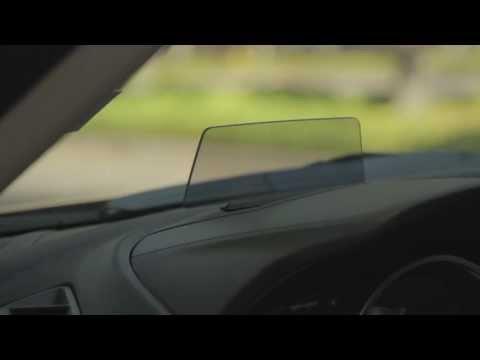 2014 Mazda3 Heads Up Display | DGDG TV